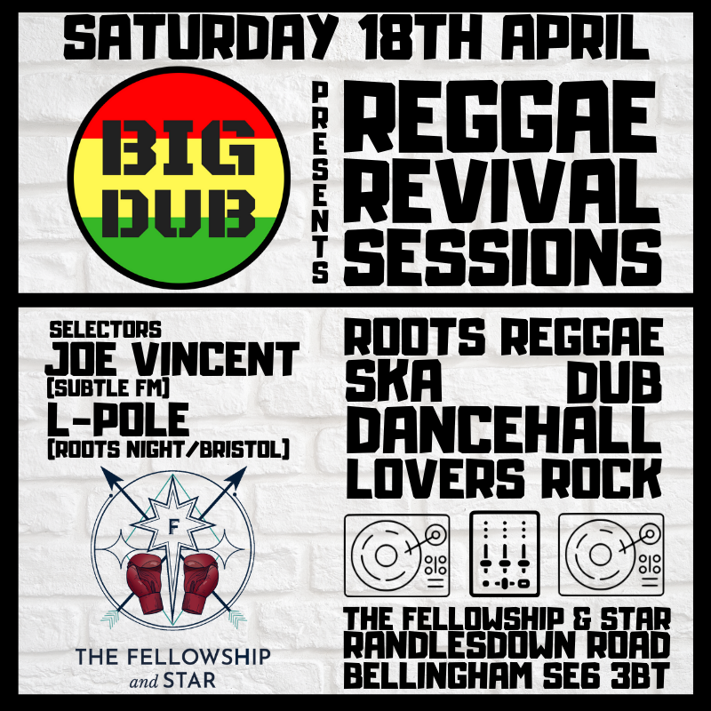 Big Dub: Reggae Revival Sessions