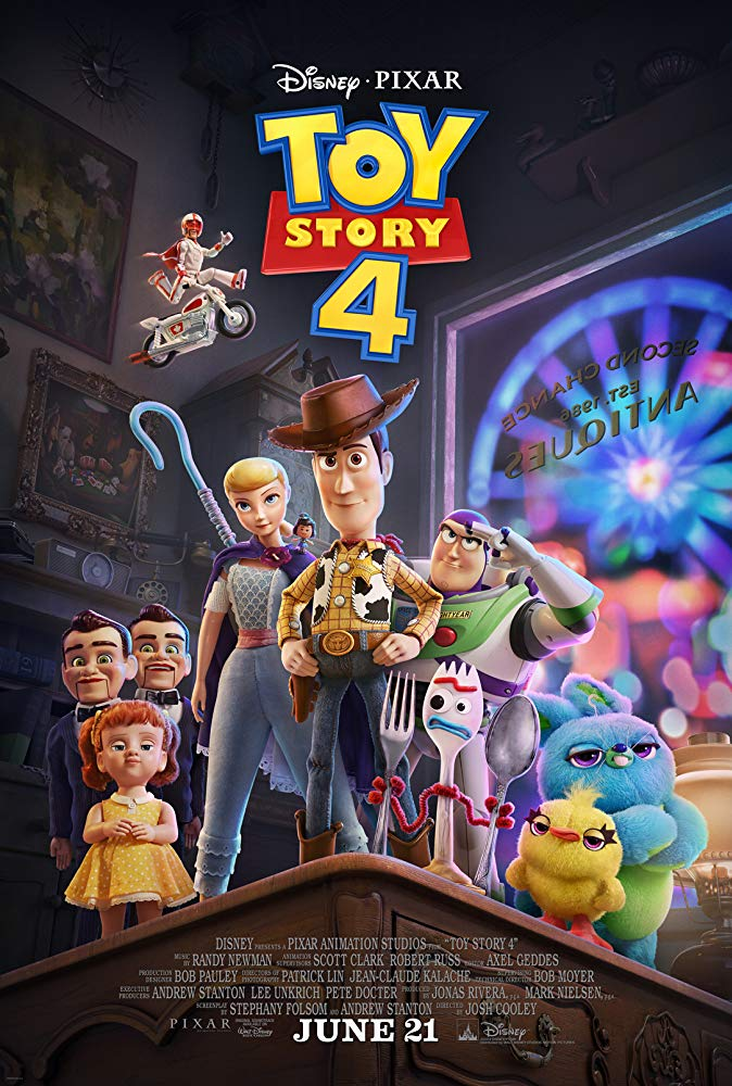 Toy Story 4 *Parent & Baby Screening*