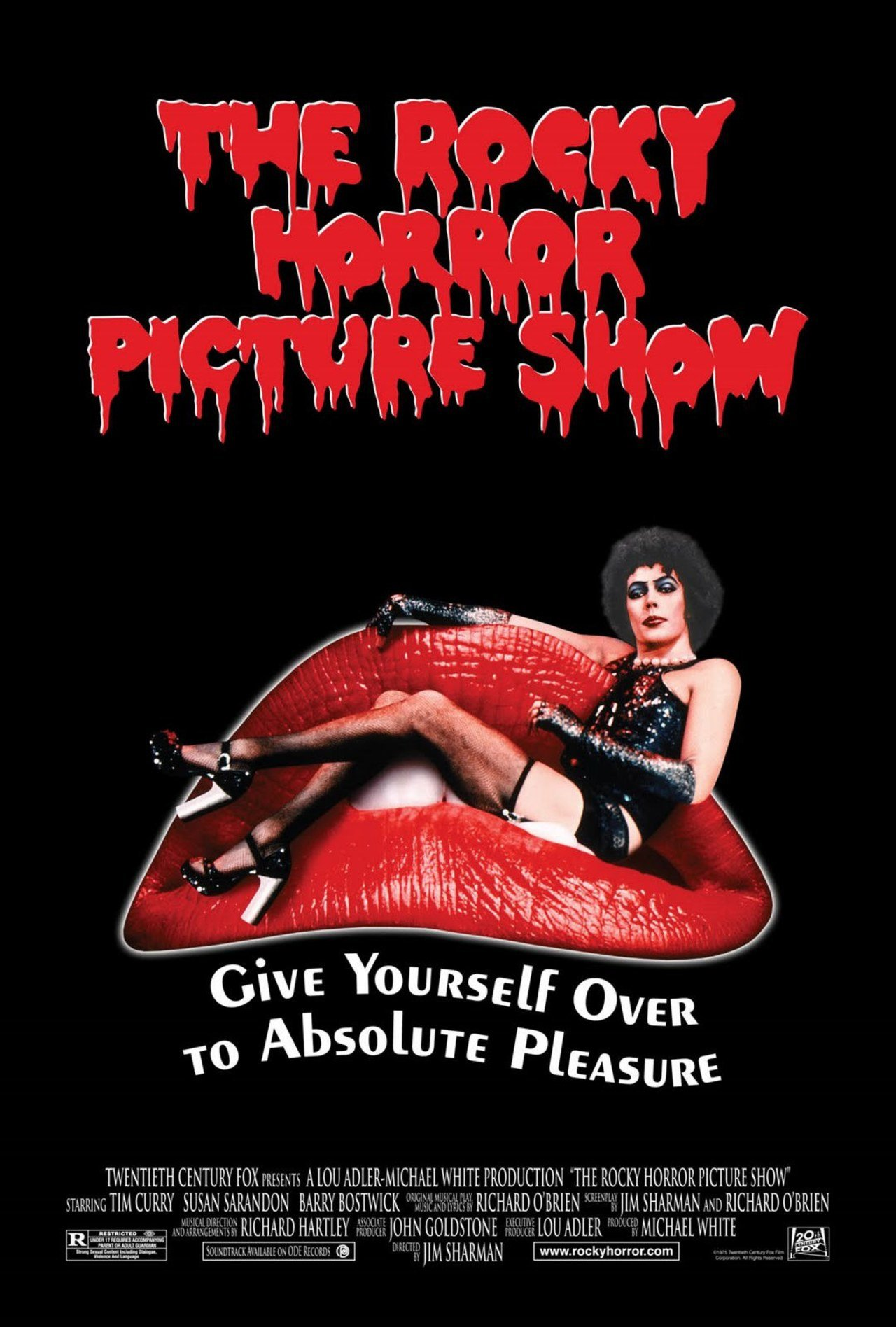 Rocky Horror Picture Show, Screening & Halloween Celebrations!