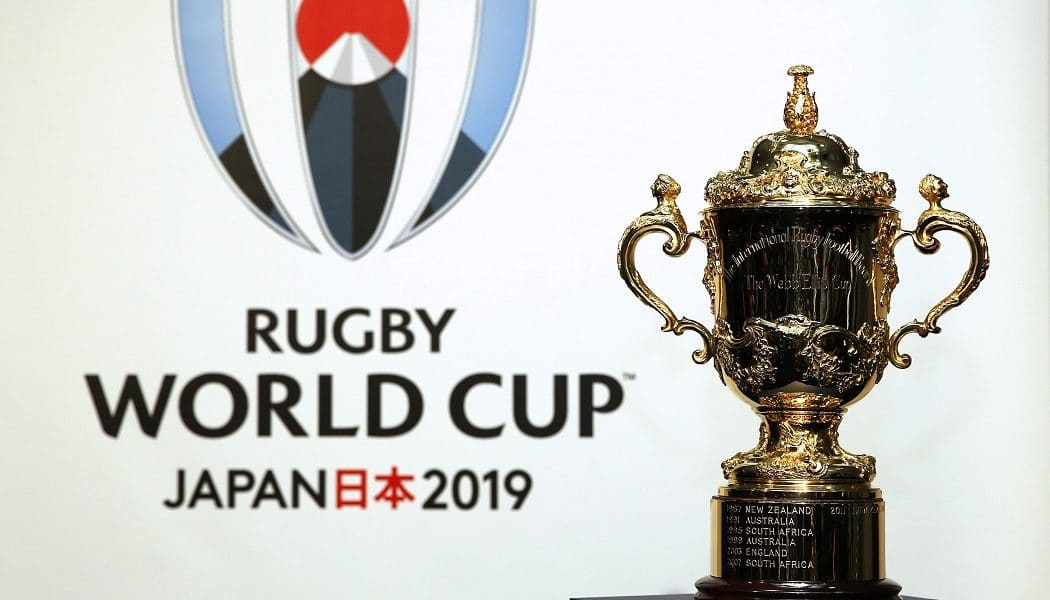 Rugby World Cup Finals 2019