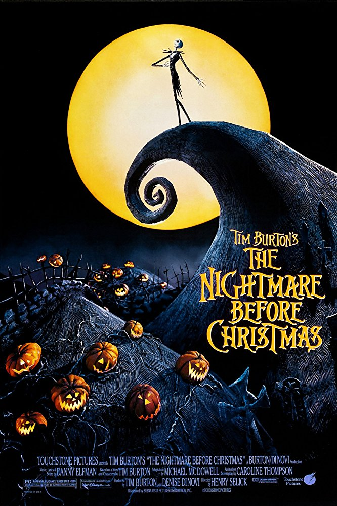 Nightmare Before Christmas – Christmas Film Festival