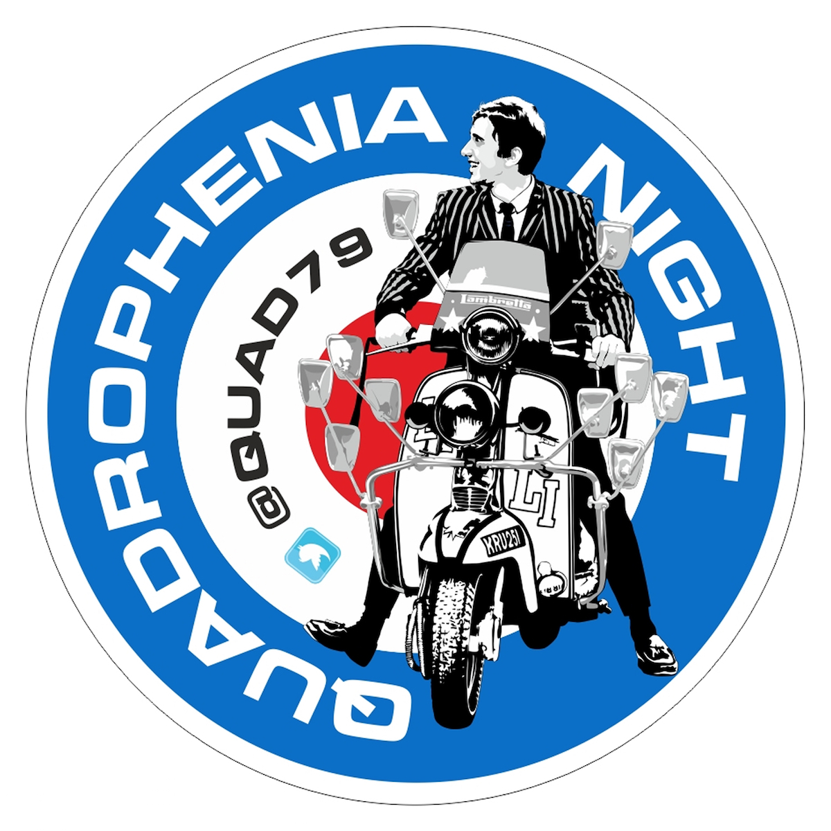 Quadrophenia Night Ft. WHO'S NEXT