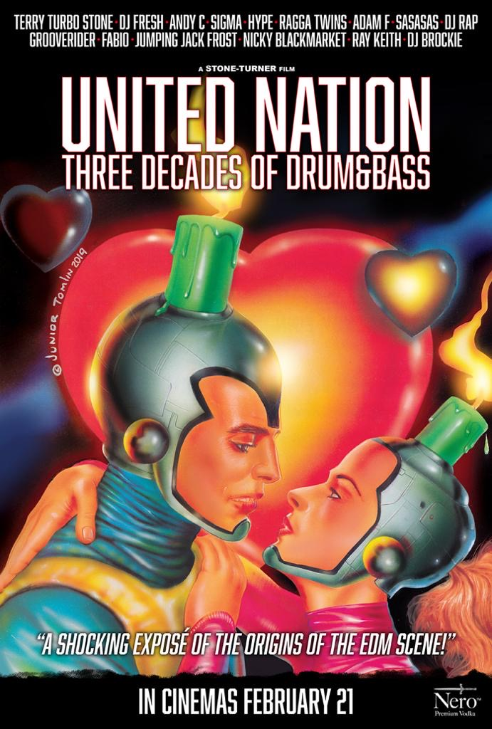 United Nations: Three Decades Of Drum and Bass